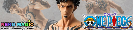 One Piece – Trafalgar Law Ver.2.5 1/8 PVC figure by Megahouse