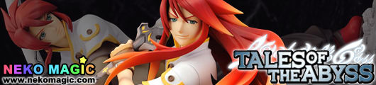 Tales of the Abyss – Luke fone Fabre 1/8 PVC figure by ALTAiR