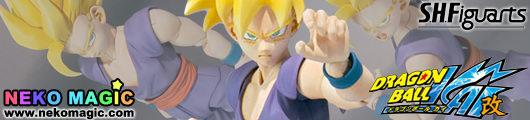 Dragon Ball Kai – Son Gohan S.H.Figuarts action figure by Bandai