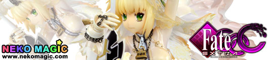 Fate/EXTRA CCC – Saber 1/6 PVC figure by Clayz