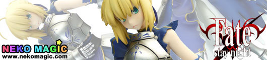 Fate/stay night – Saber Battle Ver. 1/6 PVC figure by Clayz