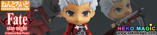 Fate/stay night [Unlimited Blade Works] – Archer Nendoroid No.486 action figure by Good Smile Company