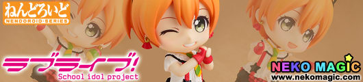Love Live! – Hoshizora Rin Nendoroid No.472 action figure by Good Smile Company
