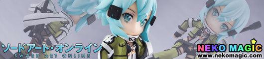 Sword Art Online – Sinon Smartphone Stand non scale PVC figure by Pulchra