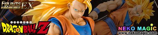 Dragon Ball Z – Super Saiyan 3 Son Goku Figuarts Zero EX non scale PVC figure by Bandai