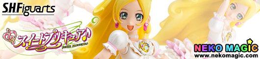 Suite Pretty Cure – Cure Rhythm S.H.Figuarts non scale action figure by Bandai