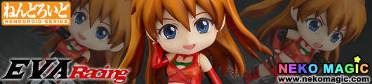 Evangelion Racing – Shikinami Asuka Langley Evangelion Racing Ver. Nendoroid No.468 action figure by Good Smile Company