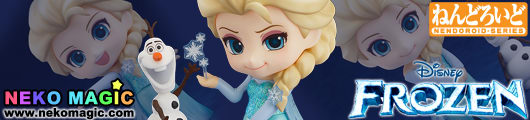 Frozen – Elsa No.475 action figure by Good Smile Company