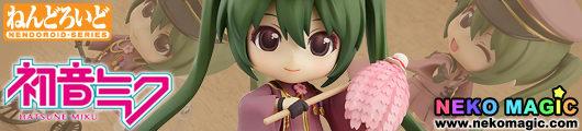 Senbonzakura feat. Hatsune Miku – Hatsune Miku Senbonzakura Ver. Nendoroid No. 480 action figure by Good Smile Company