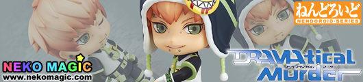 DRAMAtical Murder – Noiz Nendoroid No.487 action figure by Good Smile Company