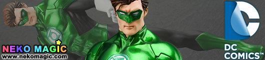 DC Comics Justice League – Green Lantern NEW52 Edition 1/10 PVC figure by Kotobukiya