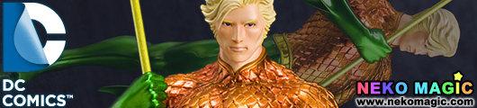DC Comics Justice League – Aquaman NEW52 Edition 1/10 PVC figure by Kotobukiya