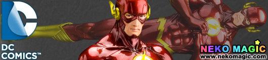DC Comics Justice League – Flash NEW52 Edition 1/10 PVC figure by Kotobukiya