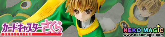 Cardcaptor Sakura – Syaoran Li 1/7 PVC figure by Kotobukiya