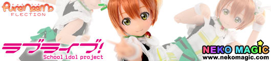 Love Live! – Hoshizora Rin PureNeemo Character Series No.088 1/6 doll by AZONE