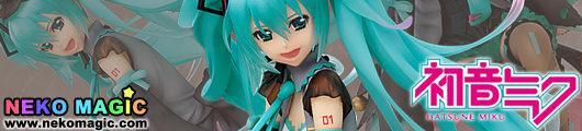Vocaloid 2 – Hatsune Miku Ebata Risa Ver. 1/7 PVC figure by Max Factory