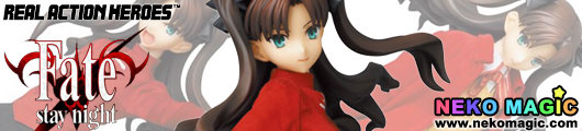 Fate/stay night – Tohsaka Rin Real Action Heroes 692 30cm doll by Medicom Toy