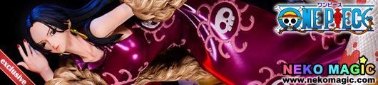 One Piece Sweet Style Pirates BOA.HANCOCK Action Figure 230mm Set of 2 Banpresto
