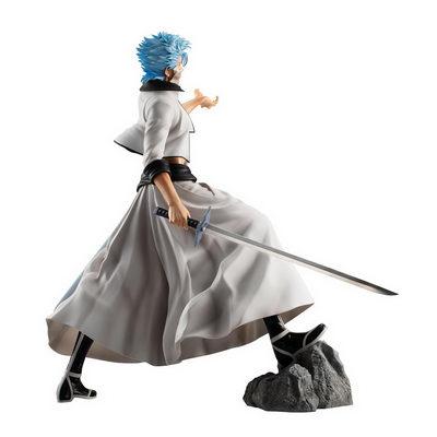 series BLEACH Grimmjow Jaegerjaquez figure 250mm MEGAHOUSE Anime JAPAN G.E.M