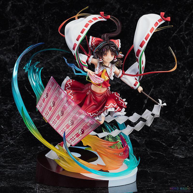 Touhou LostWord Reimu Harukei Noodle Stop PVC Figure