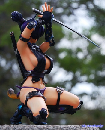 Review: TANDEM TWIN Animal Girls Yamaneko Shigyoku 1/6 PVC figure by Yamato