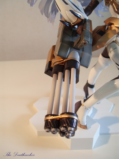 Review: Xenosaga Episode III KOS MOS Ver. 4 1/8 PVC figure by Alter