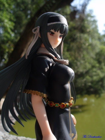 Review: They are my noble masters Kuonji Shinra 1/8 PVC figure by Good Smile Company