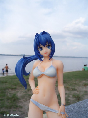 Review: Kiminozo Hayase Mitsuki 1/8 PVC figure by Good Smile Company