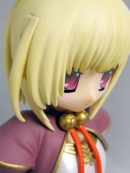 Review: Koihime Muso Shokatsuryo ~Shuri~ 1/7 PVC figure by Pleasant Angels