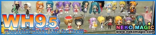 Wonderful Hobby Life for You!! 9.5 featuring figma & Nendoroid