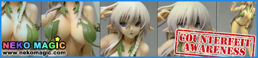 Counterfeit Awareness! – Alleyne 1/6 PVC figure by Orchidseed